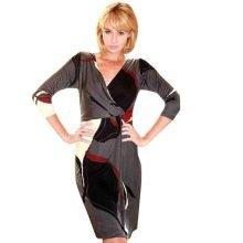 flora kung silk jersey dress @florakung.com