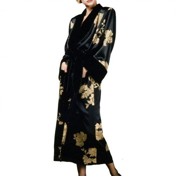 FLORA KUNG Lola robe