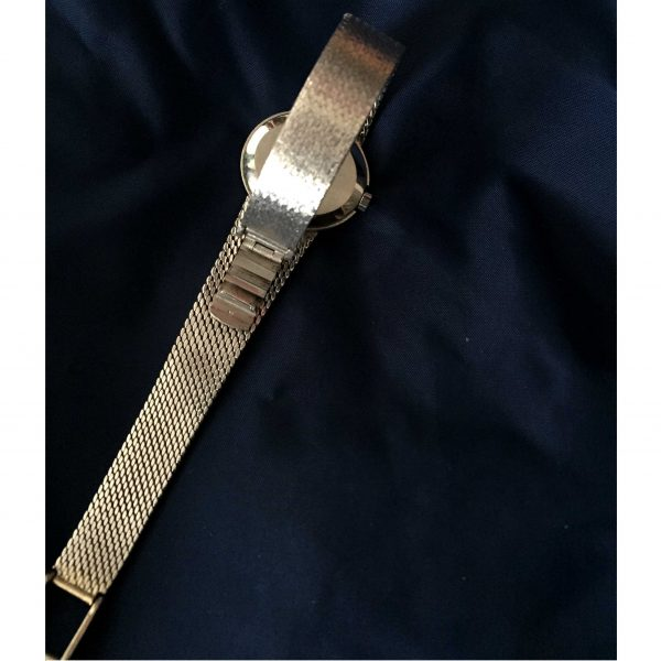 OMEGA 18Kt gold watch