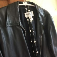 Elsa Peretti TIFFANY vintage sterling necklace