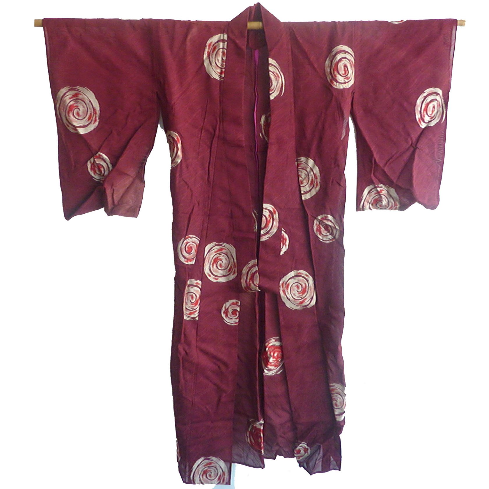 Japanese vintage kimono @selectioncoste.com