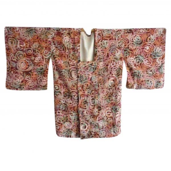 vintage silk kimono @SelectionCoste.com