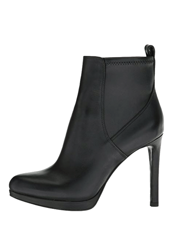 Nine West Quillin Leather Bootie