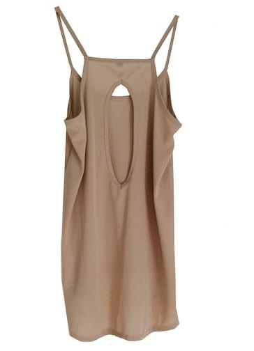 Beaded Boho Silk Slip Dress