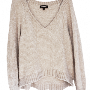 Slouchy Chenille Sweater