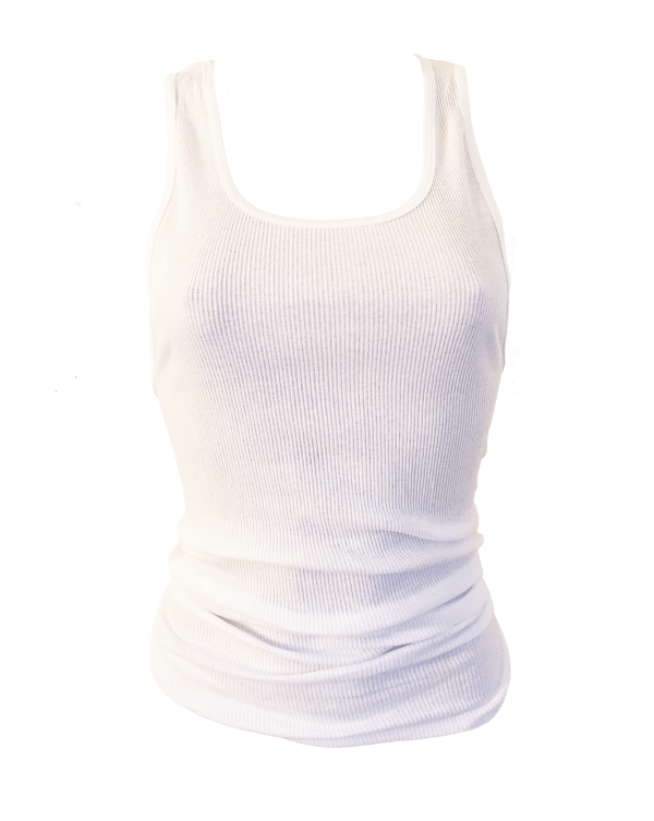 Must-Have Ribbed Tank Top