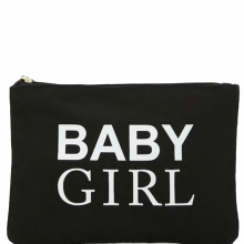 BABY GIRL Makeup Bag