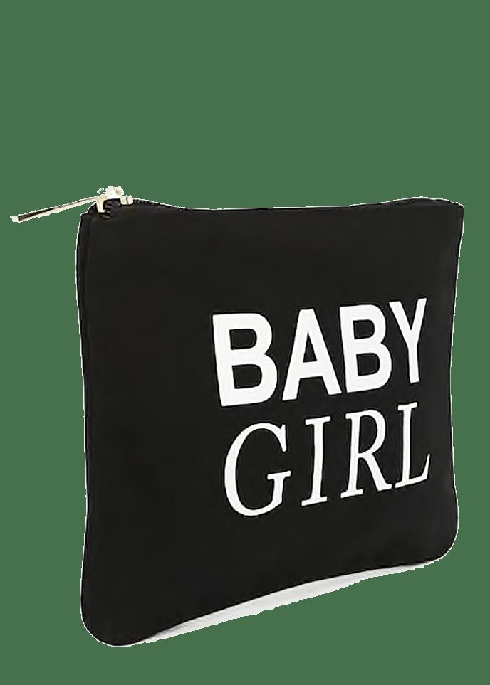 BABY GIRL Makeup Bag
