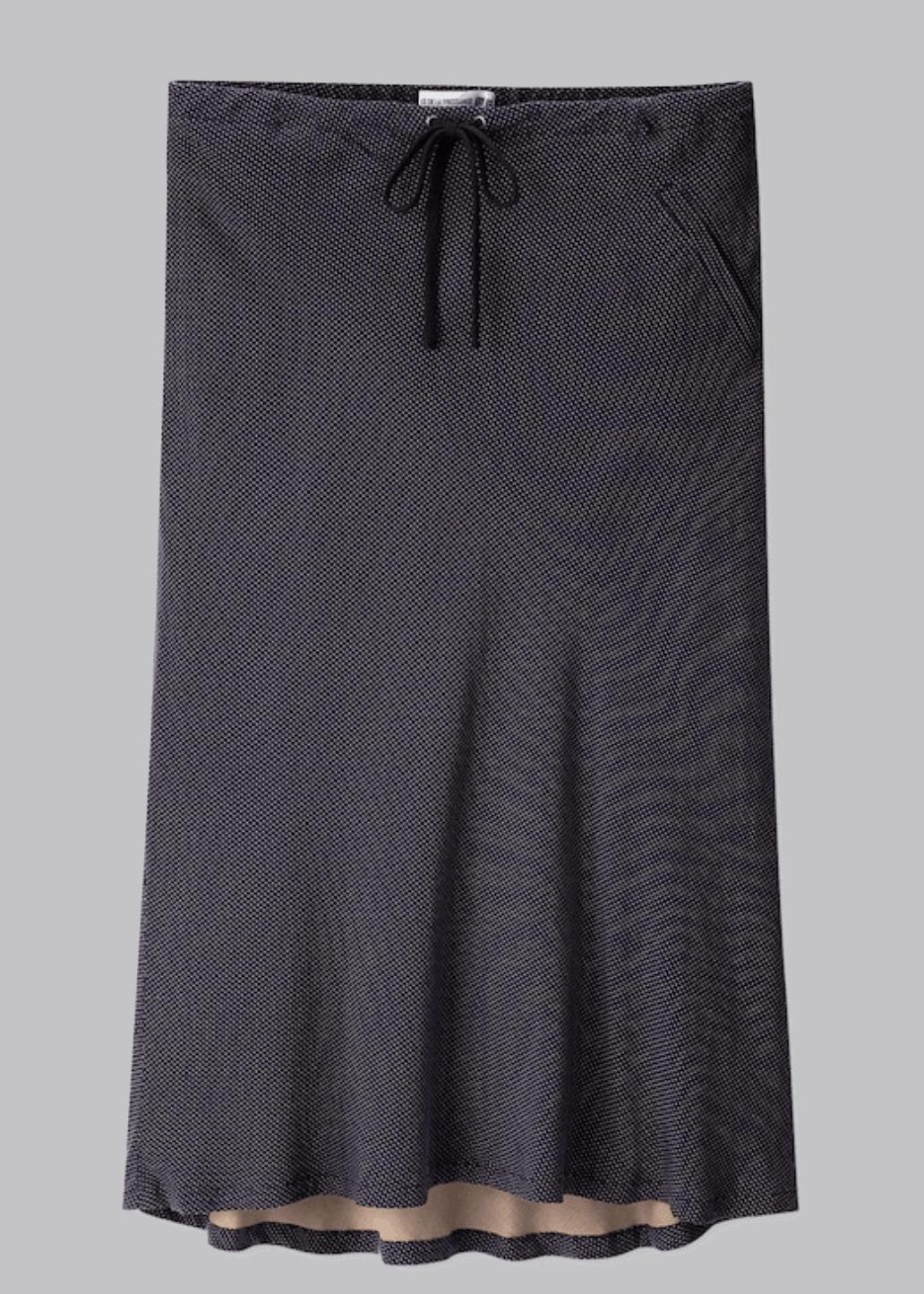 Ines de la Fressange X Uniqlo Printed Skirt
