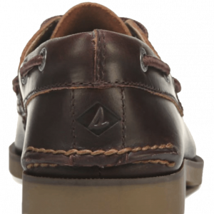 Sperry Top-Sider Burgundy Leeward Boat Shoes