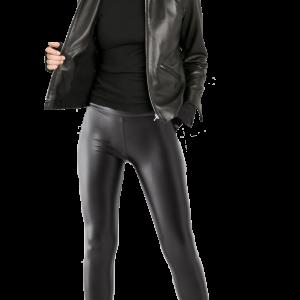 Agnes b. Made in France Leslie Leather Jacket