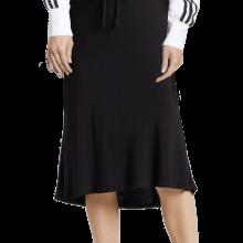 Ines de la Fressange X Uniqlo Black Skirt