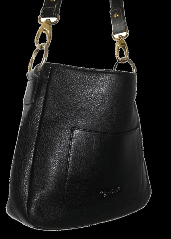 Agnes b. Signature Leather Bag