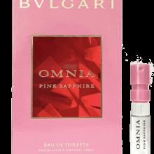 Bvlgari OMNIA Pink Sapphire Travel Spray Vial