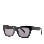 Thick frame tinted sunglasses