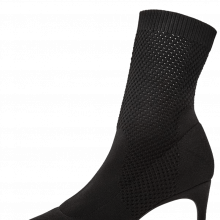 Charles David Prue Knit Ankle Boots