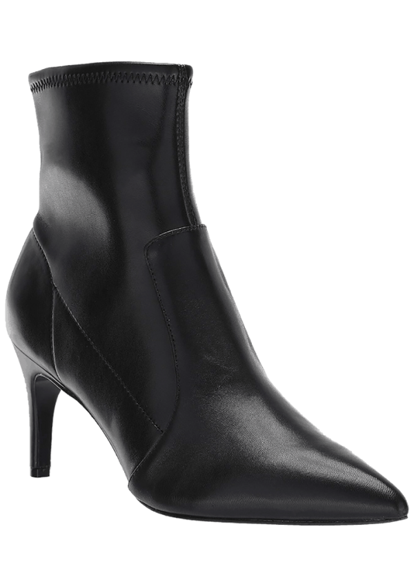 Charles David Stiletto Pointy Ankle Boots