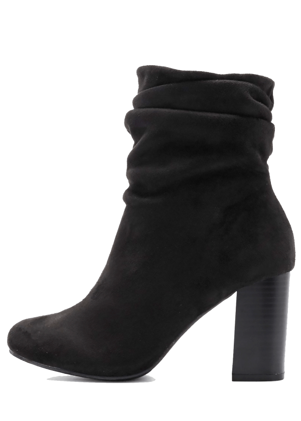 Catherine Malandrino Rushed Ankle Boots