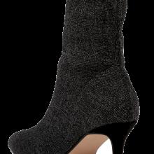 Catherine Malandrino Glam Sock Boots