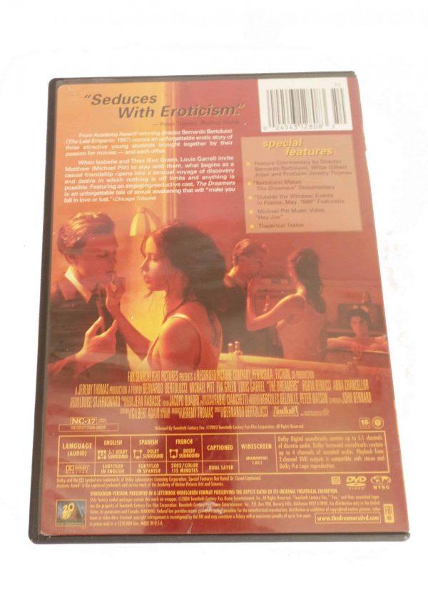 Eva Green in DREAMERS Uncut DVD