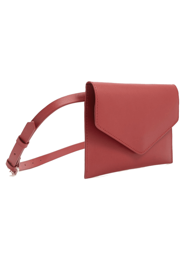 Red Envelope belt bag