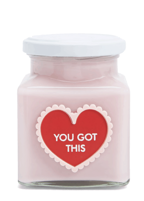 Rose Scented MEGA BABE Soy Wax Candle