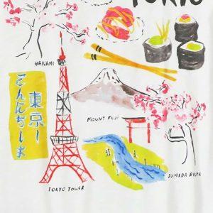 J. Crew Collectors Tokyo T-shirt