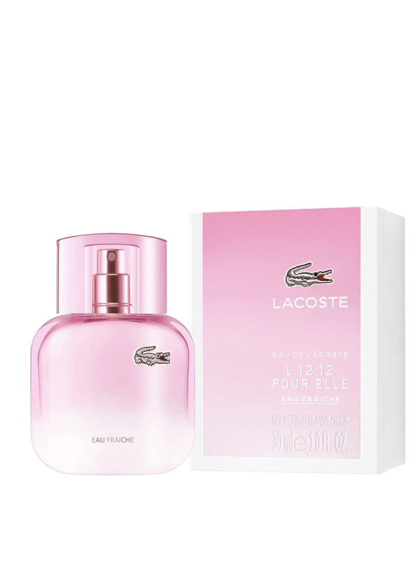 Lacoste L1212 Fresh Pink Water