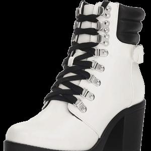 Mia Annamaria Combat Boots
