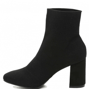 MIA Black Ankle Boots