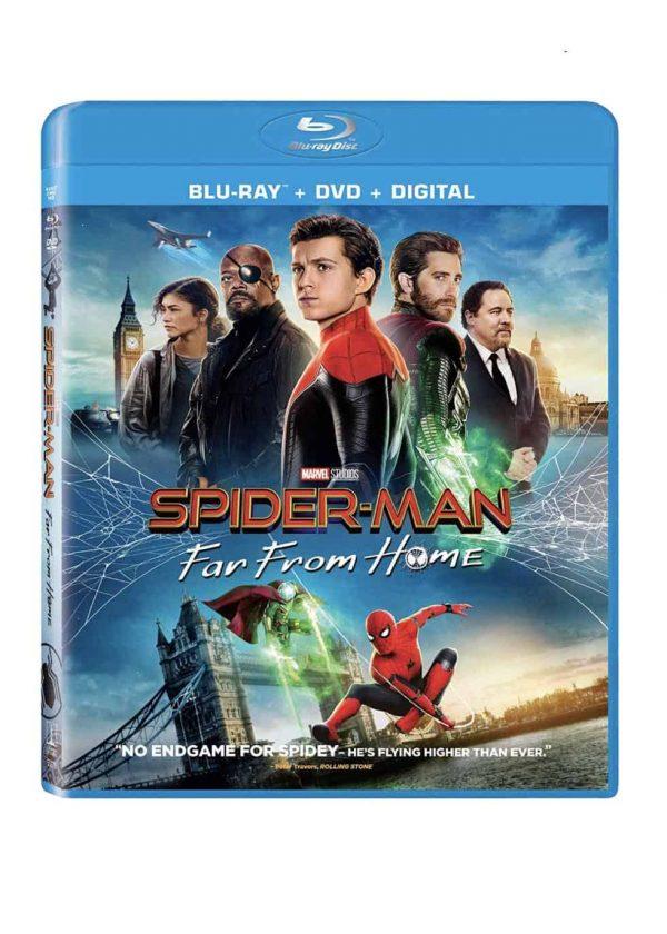 Spider-Man: Far from Home Blu-ray + DVD + Digital