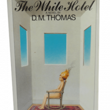 Book THE WHITE HOTEL - 1st Edition Hard Cover