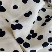 flora kung silk fabric