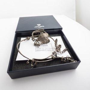 Claude Lalanne groseilles necklace bracelet set at selectioncoste