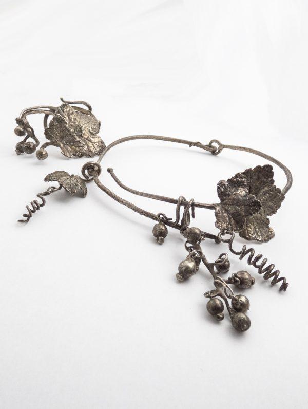 Claude Lalanne groseilles necklace bracelet set
