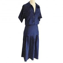 lovisa-navy-flora_kung-midi-silk-dress