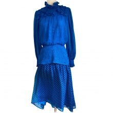 noe-cobalt-pindot-flora-kung-silk-tea-dress