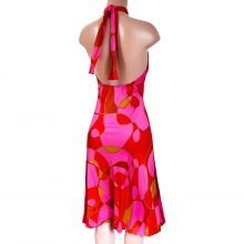 flora-kung-vibrant-pink-ruby-silk-halter-dress