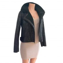 romeo-juliet-couture-black-sherpa-moto-jacket