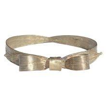 CLAUDE-LALANNE-s-original-Silver-Bow-Choker